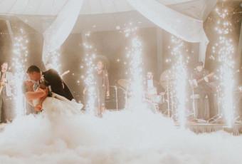 Rasvjeta i specijalni efekti za vjenčanja